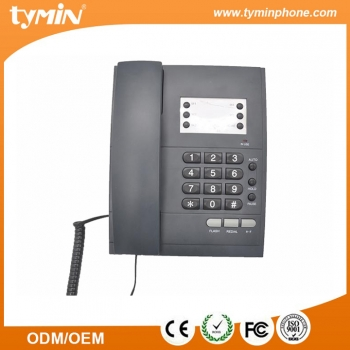5 groups one-touch memory basic telephone with P/T switchable function (TM-PA148)