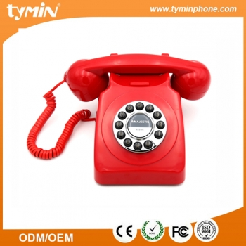 America style retro phone with unique design for home and office use (TM-PA188)
