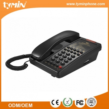 Hign quality 10 groups one-touch memories hotel guest room phone  (TM-PA042)