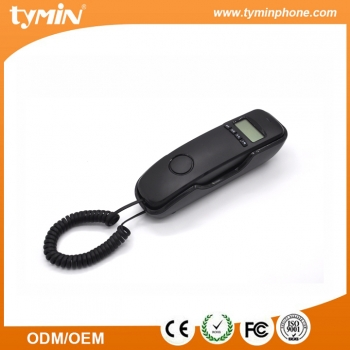 Mini Design slanke telefoon met LED-indicator voor inkomende oproepen en Powered (TM-PA020)
