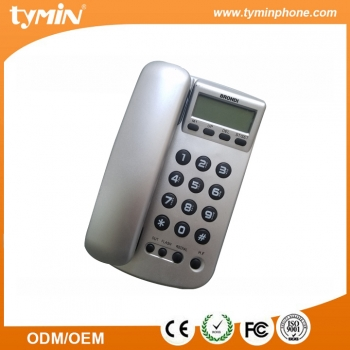 Modern Design Fixed Telephone With Call ID for Europe Market with OEM/ODM Services (TM-PA103C)
