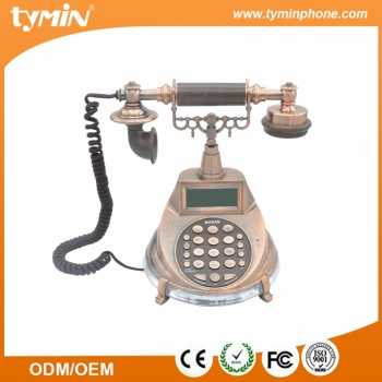 New arrival antique phone with LCD display function (TM-PA182)