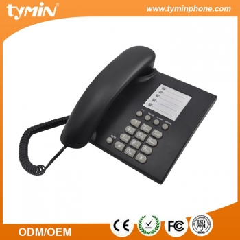 Slimple and  basic phone office phone without caller ID(TM-PA157)