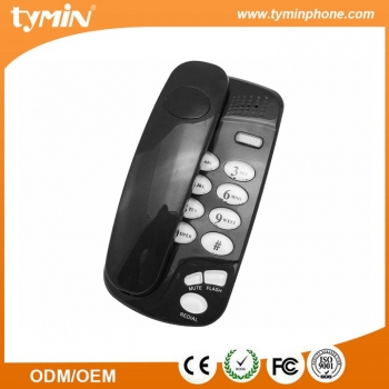 newest design ringer LED indicator basic telephone (TM-PA147)