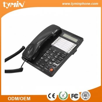 three-way conversation basic two line phone with FSK/DTMF caller systems (TM-PA002)