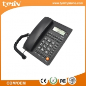 China Aliexpress 2019 Competitive Price Caller ID Call Waiting Telephone with LCD Display for Office and Home Use (TM-PA117) factory