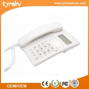 China Basic Caller ID Corded Business Phone with Free LOGO Printing  (TM-PA135) factory