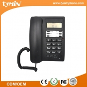 China Black Desktop Caller ID Corded Hands free Telephone  (TM-PA135) factory