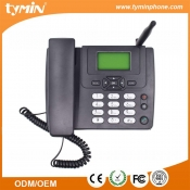 China Cheapest Price GSM Desktop Fixed Wireless Landline Phones for Home and Office Use (TM-X301)