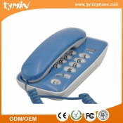 China Crystal keypad stylish simplicity basic fixed phone with competitive price. (TM-PA156) factory