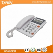 China Flash time 100ms/600ms selectable cheap land line call id telephone. (TM-PA110) factory