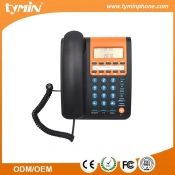 China Guangdong Hot Product Wall Mountable Corded Caller ID Phone with 9 Groups One-Touch Memory (TM-PA127) factory