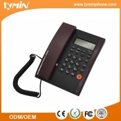 China Guangdong Newest Model Helpful Hands-Free Landline Corded Desktop Phone with Caller ID (TM-PA125) factory