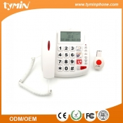 China High quantity call id function lager key hearing aid phone, alert seniors telephone. (TM-S003) factory