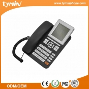 China Hot sale Landline Analog Fixed Telephone with Hands-free & Super LCD Display (TM-PA093) factory