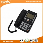 China Jumbo LCD Display Anrufer ID Big Button Telefon für Senioren Menschen (TM-PA092)-Fabrik
