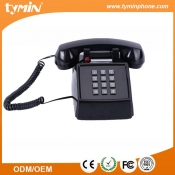 China Shenzhen 2019 Best Design Old British Style Unique Landline Corded Phone for Home Use (TM-PA228) factory