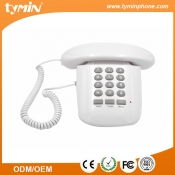 China Shenzhen 2019 New Design Landline Retro Phone Model with Last Number Redial Function for Office Use (TM-PA011) factory