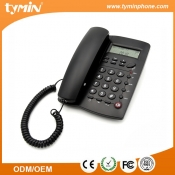 Shenzhen New Fashion Corded Hands Free Caller ID Função Telefone para o Office Use Fabricante com OEM Services (TM-PA013)