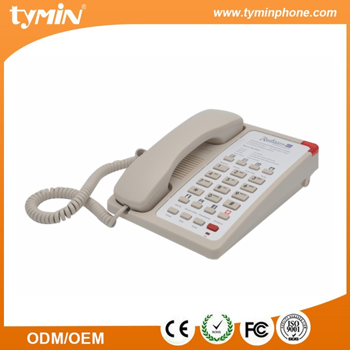 China best selling hotel telephone provider, Shenzhen simple design
